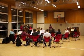 Spring Weekend Away rehearsal: photo by Christian Brandel